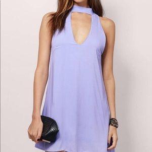 Tobi Dancing Night Shift Dress (Lilac)